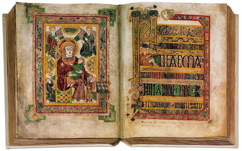 Libro di Kells