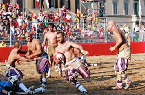 calcio medievale