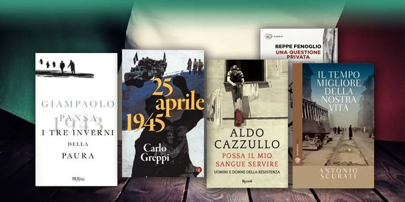 25 Aprile, libri-800x400