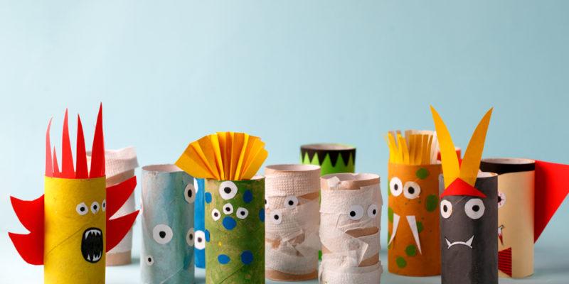 Riciclo creativo: 5 suggerimenti per donare nuova vita agli oggetti di uso quotidiano