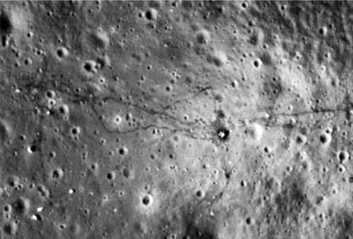 esplorazioni lunari