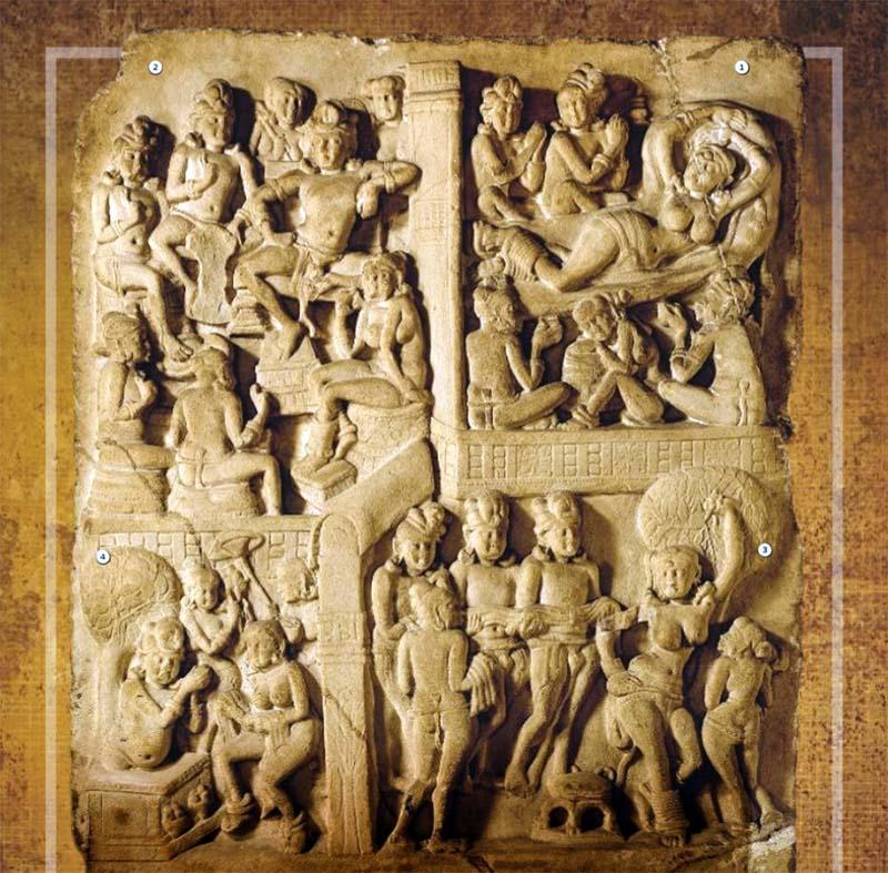 La nascita di Siddharta