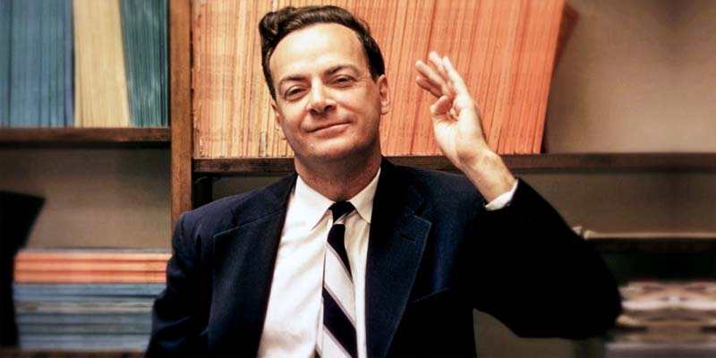Richard Feynman-800x400