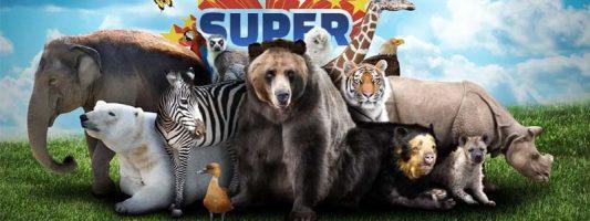 Animali fantastici con superpoteri