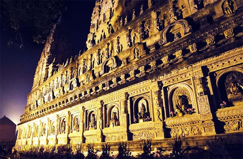 tempio di Mahabodhi