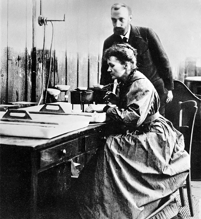 Pierre e Marie Curie-800x400
