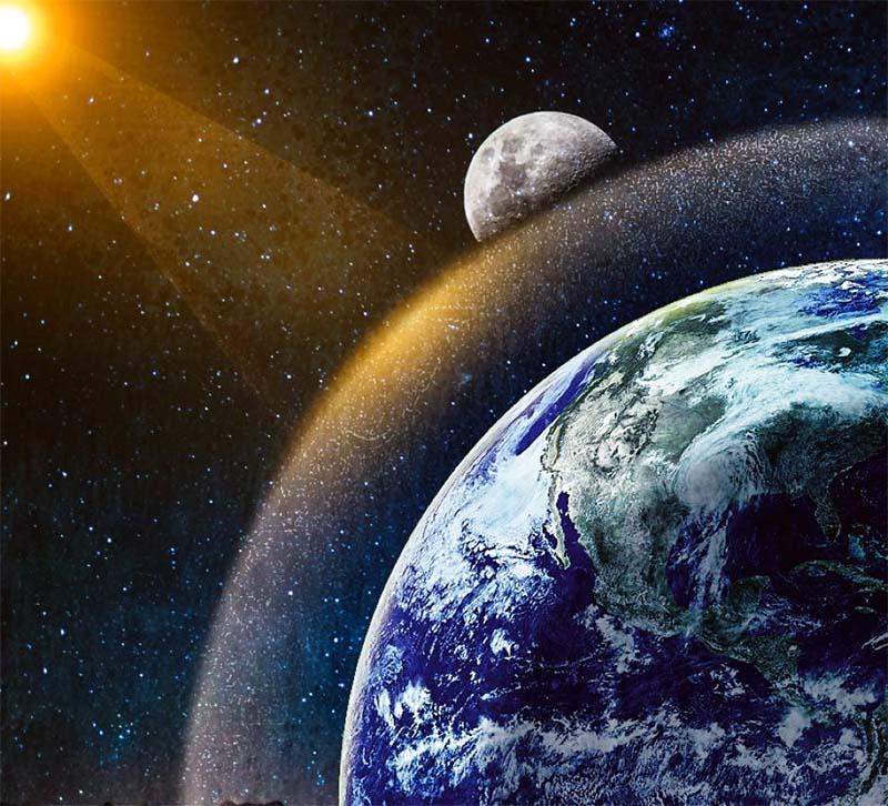 cambiamento climatico e Luna-800x100