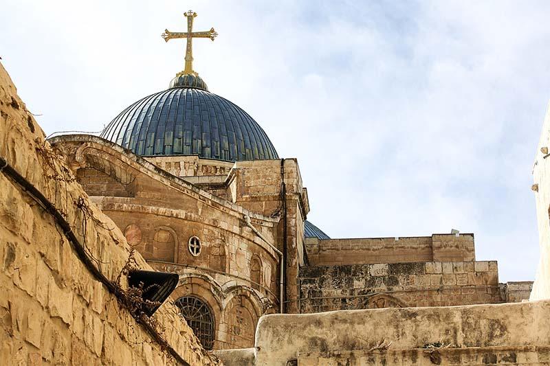 Gerusalemme-Basilica S Sepolcro-11-800x400