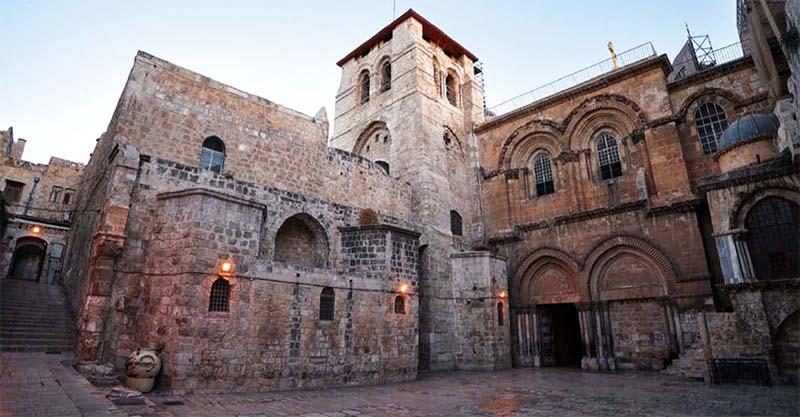 Gerusalemme-Basilica S Sepolcro-5-800x400