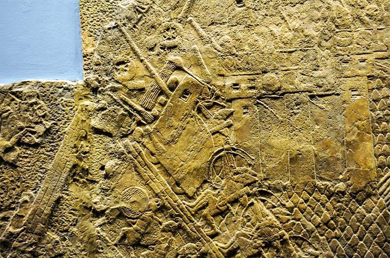 la conquista di Lachish