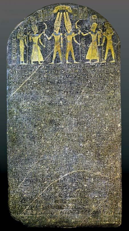 stele di Merneptah