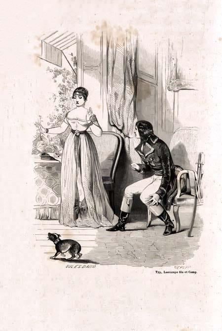 Fortunè cane di Giuseppina Bonaparte