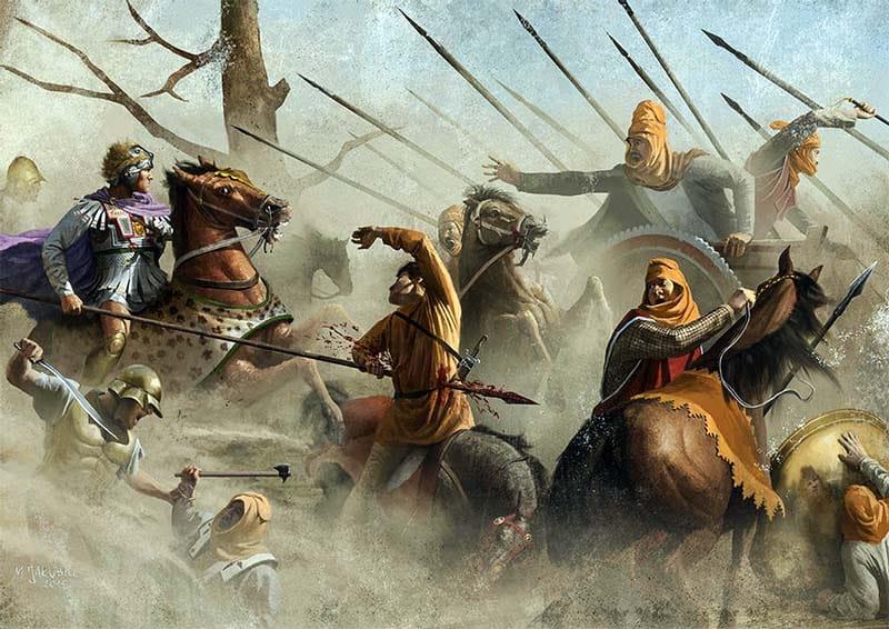 battaglia di Isso