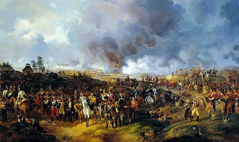 battaglia di Lipsia
