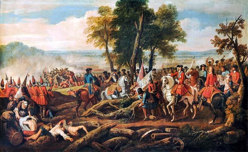 battaglia di Malplaquet