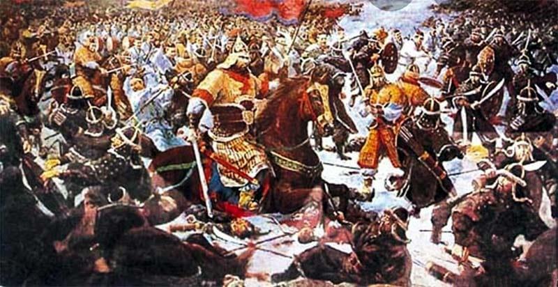 battaglia di Salsu