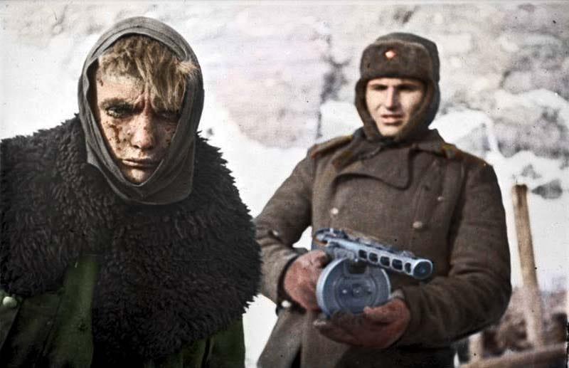 battaglia di Stalingrado2
