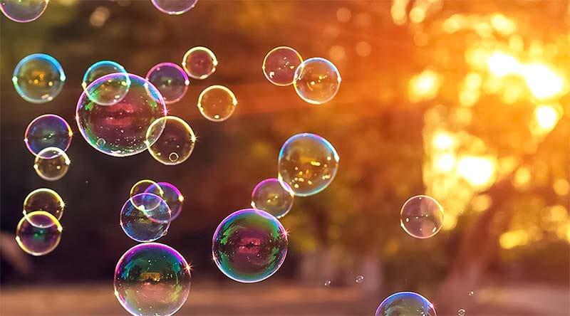 Le bolle di sapone2