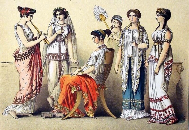 le donne nell'antica grecia-2-800x400