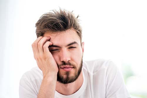 stanchezza fisica e mentale