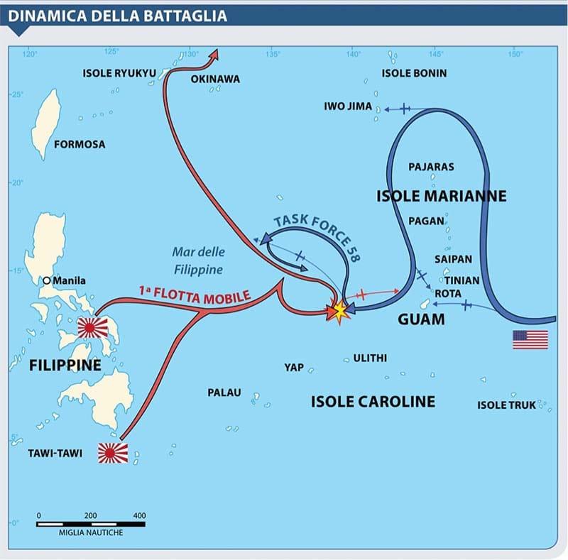 La battaglia delle Marianne-13-800x400