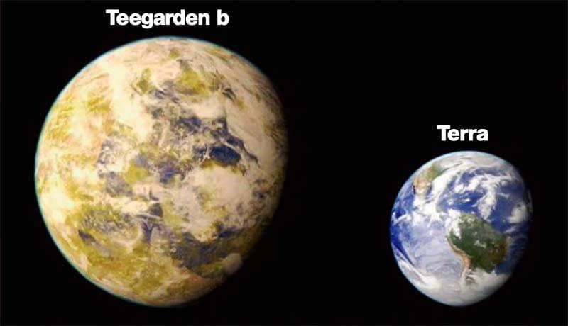 Teegarden Terra