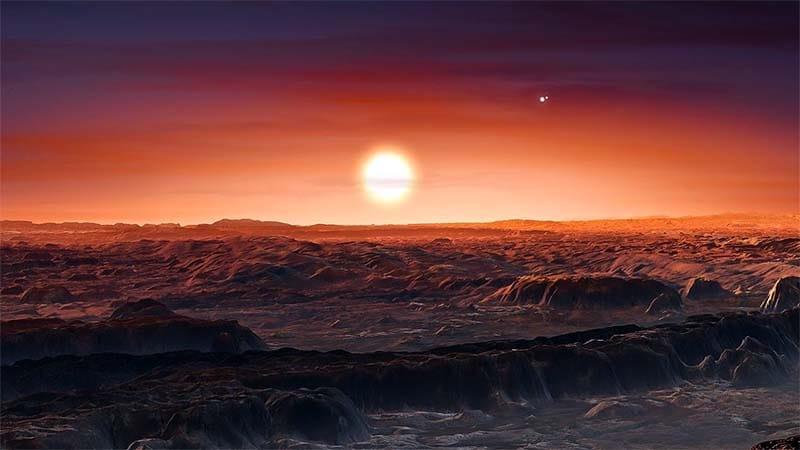 pianeta Proxima b