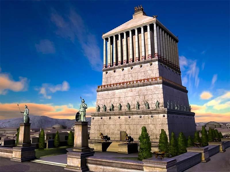 Il Mausoleo di Alicarnasso-800x400