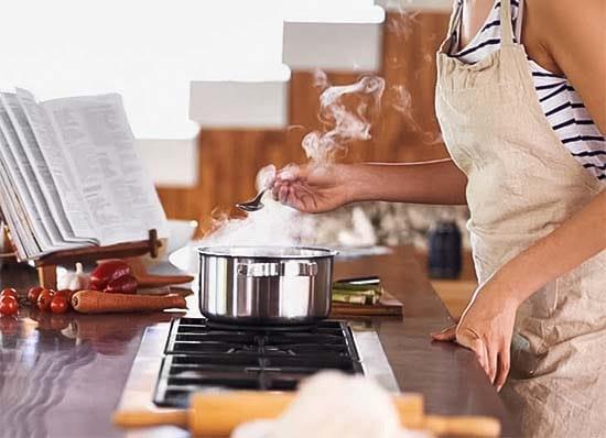 La cottura degli alimenti