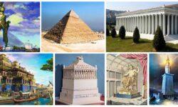 Le 7 meraviglie del mondo antico