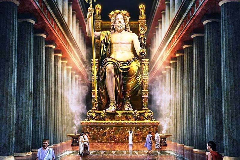 Zeus di Olimpia-800x400